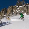 Auch erfahrene Skifahrer und Boarder finden hier neue Herausforderungen.