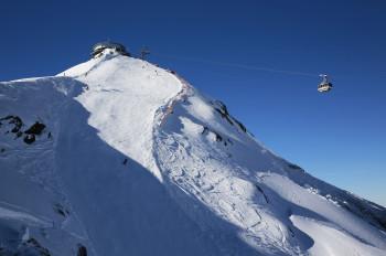 Steilste Piste - Schilthorn