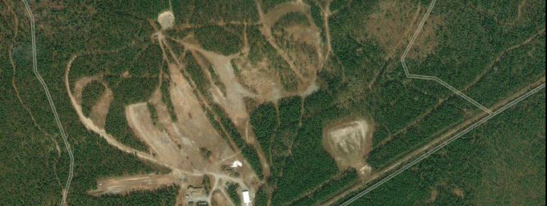 Pistenplan Mystery Mountain