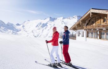 Skigebiet Obergurgl-Hochgurgl - Der Diamant der Alpen