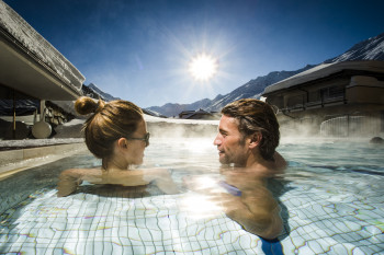 Outdoor Pool, Hotel Obergurgl-Hochgurgl