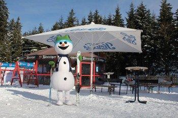 Auch Aprés Ski Fans kommen in Oberhof auf ihre Kosten