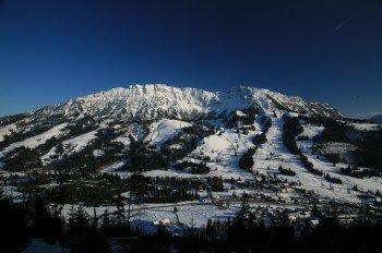 Das Skigebiet Oberjoch-Bad Hindelang auf einen Blick.