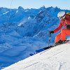 Eine der sportlichen Abfahrten am Nebelhorn