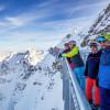 Der Nordwandsteig am Nebelhorn.