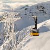 Nebelhornbahn im tiefen Winter