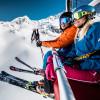 25 Lifte und Seilbahnen befördern die Wintersportler.