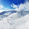 Panoramablick ins Skigebiet Obertauern