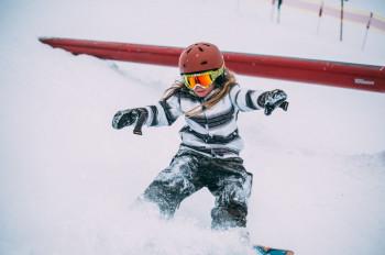 Der Eastside Snowpark bietet Freestyle-Spaß für alle Könnerstufen.
