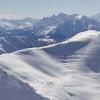 Tiefschneehänge locken Freerider ins Skigebiet Ohau Snow Fields.