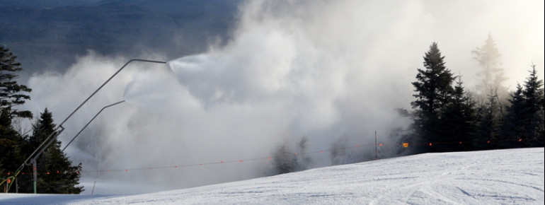 Für seine exzellente Beschneiung wurde das Skigebiet bereits ausgezeichnet.