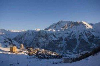 Orcière liegt mitten in den französischen Alpen.