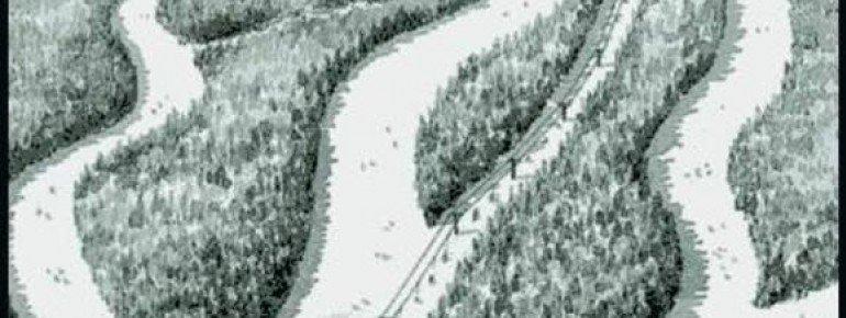 Pistenplan Osterdalen