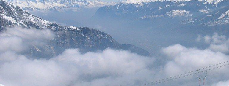Die höchsten Berge der Schweiz im Blick!