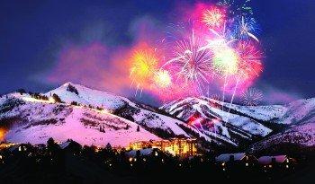 Silvester inmitten der Berge von Park City - ein hervorragender Start in das neue Jahr.