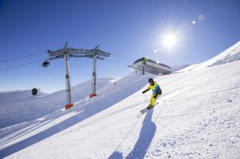 Skifahren Pfelders - Karjoch