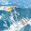 Pistenplan Skigebiet Pillersee Buchensteinwand
