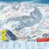 Pistenplan Pitztaler Gletscher Rifflsee