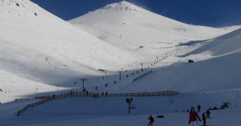 Porters eignet sich vor allem für Skianfänger