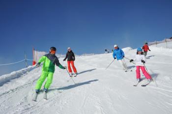 Sage und schreibe 286 Pisten gehören zum Skigebiet Portes du Soleil: Hier findet jeder eine Lieblingsabfahrt.
