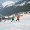 Na, wer hat Lust auf Skilanglauf?