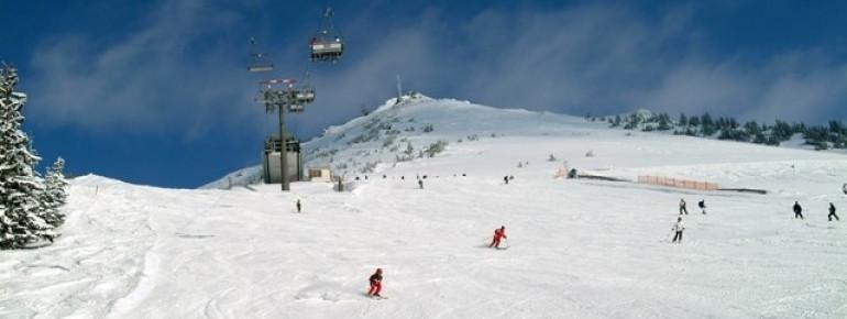 Im Skigebiet Präbichl gibt es Abfahrten für jede Könner-Stufe.