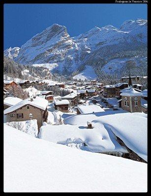 Pralognan-la-Vanoise zählt rund 700 Einwohner.