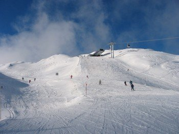 Bergstation Gipfelbahn
