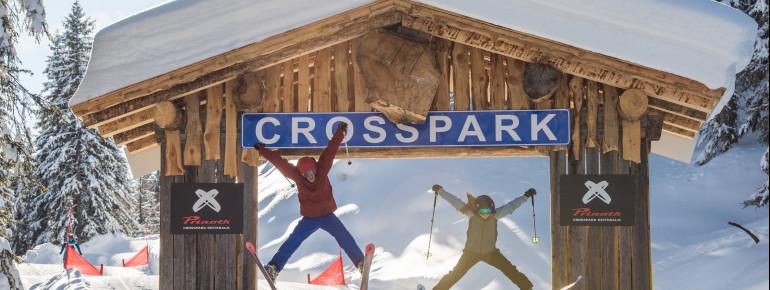 Crosspark Reiteralm