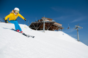 Purer Höhen-Ski-Genuss auf der Ski Riesneralm