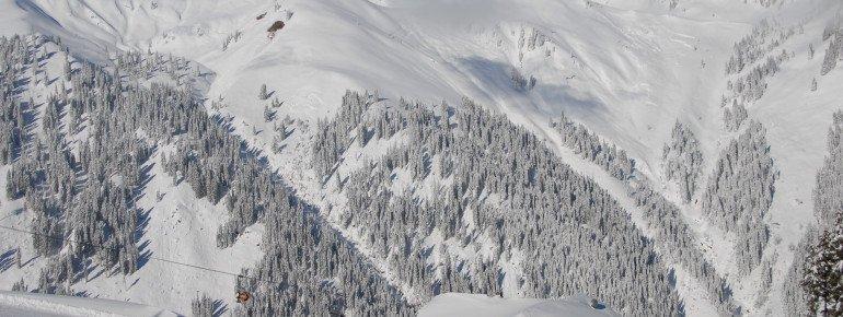 Skihütte Oxenalm