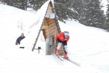 Rennstrecke & Skimovie