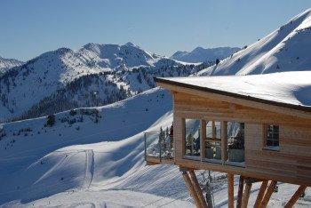Skihütte Hochsitz