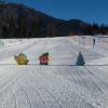 Ideal für Anfänger ist das kleine Skigebiet in Steinberg.