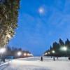 Von Donnerstag bis Sonntag ist in Rogla Nachtskilauf möglich.
