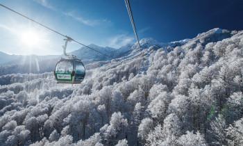 26 Seilbahnen und Lifte gibt es im Skigebiet.