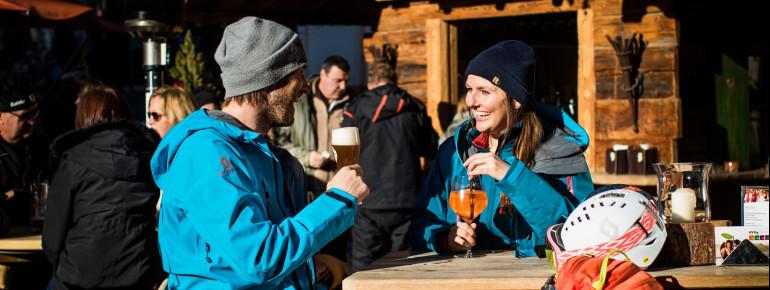 Der Skicircus bietet Après-Ski vom Feinsten