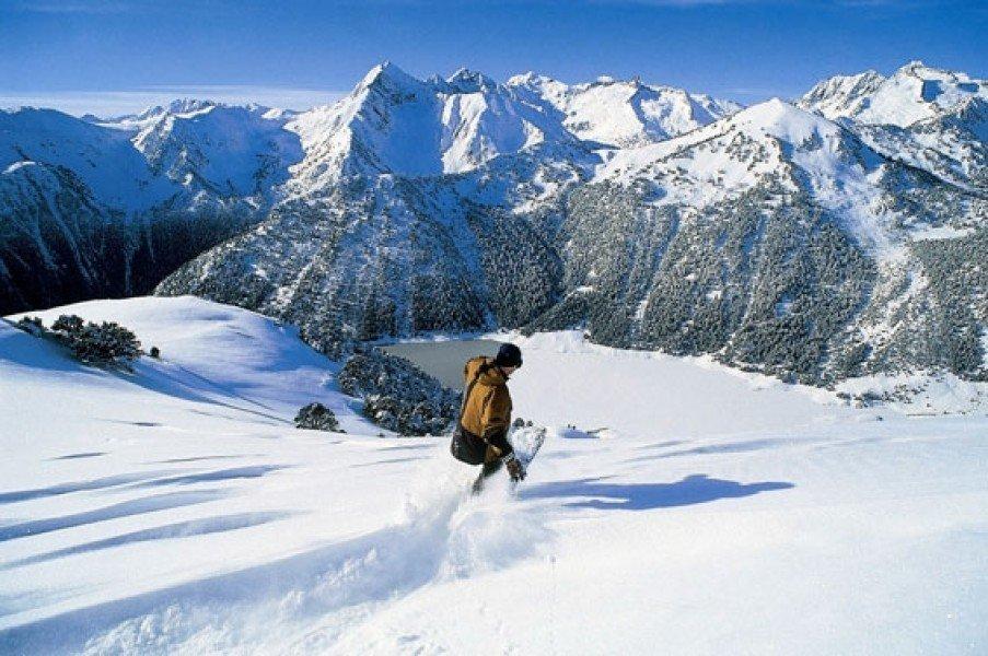 Skigebiet saint lary soulan skiurlaub skifahren - Saint lary soulan office du tourisme ...