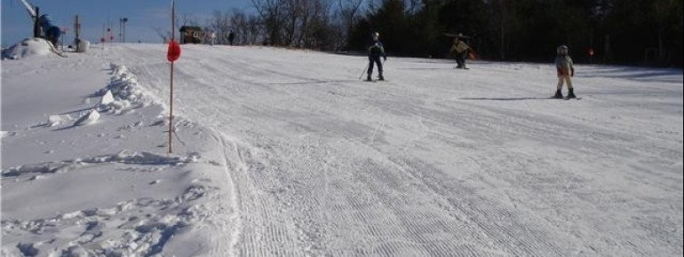 Pistenplan Sawkill Family Ski Center