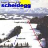 Pistenplan Skigebiet Scheidegg Luggi-Leitner-Lifte