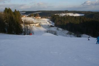 Die Skilifte Kirchschlag liegen nur ca. 10 km von Linz entfernt.