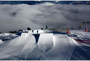 Jump ins Südtiroler Wolkenmeer