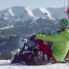 Skifahren am Bödele
