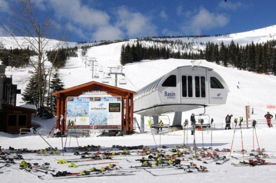 Skigebiet Schweitzer Mountain Resort • Skiurlaub