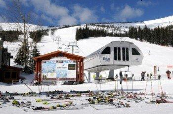 Das Skigebiet hat alle Einrichtungen die man braucht.