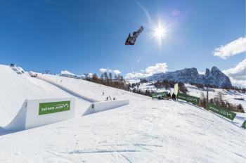 FIS Slopestyle Weltcup - Freeski & Snowboard