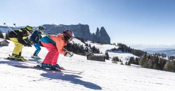 Eines der familienfreundlichsten Skigebiete in den Alpen