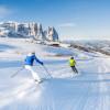 Einzigartige Ausblicke auf die Dolomiten-Landschaft