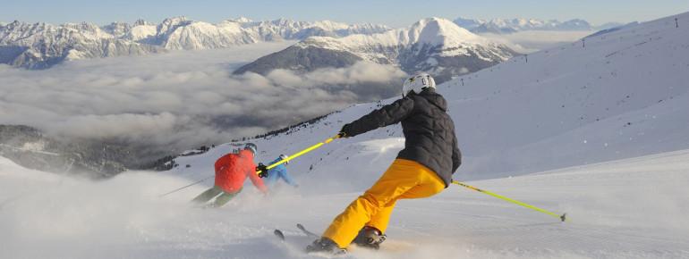 Serfaus Fiss Ladis gehört zu den weltbesten Skigebieten.