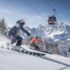Mehr als 30 Lifte sorgen für den Transport der Wintersportler.